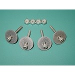 Electric Soft Motor Mount Aluminum Screw Set